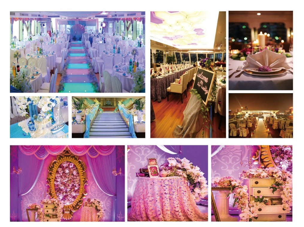 上海游轮婚礼预定